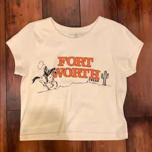 Brandy Melville Fortworth top